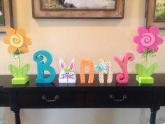 Easter wood crafts. From wood creations!