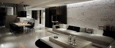 Salon styl Glamour - zdjęcie od Otwarte Studio Sztuka - Salon - Styl Glamour…