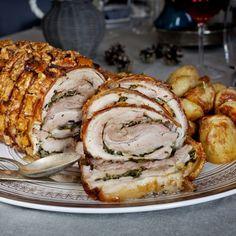 Ukemeny for uke 51 Xmas Food, Christmas Baking, Norwegian Food, Dinner Is Served, Meatloaf Recipes, Salmon Burgers, I Foods, Carne, Aioli