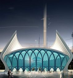 Zaha Hadid Projeleri Google Da Ara Arquitetura Futuristica