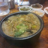 군포시, 경기도에서 한식당일