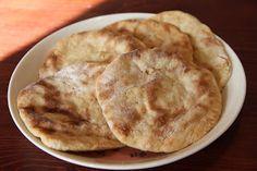 Gluteenitonta leivontaa: Perunarieskat