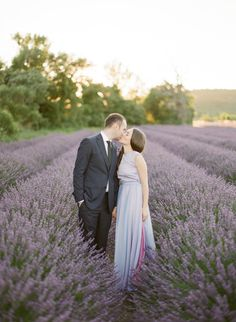 Yes, everything: http://www.stylemepretty.com/2015/07/31/a-provence-engagement-session-in-fields-lavender/ | Photography: Greg Finck - http://www.gregfinck.com/