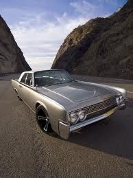 1963 lincoln continental.. Nothing like the old Hot Rod Lincoln