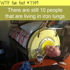 Iron Lungs - WTF fun fact