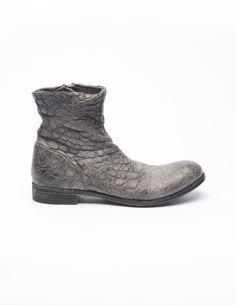 Back zip boots Isaac Sellam - buy