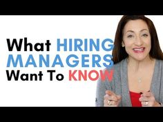 8 Smart Questions To Ask Hiring Managers In A Job Interview - YouTube