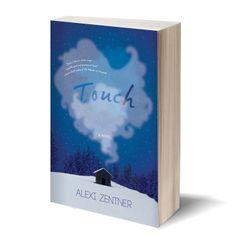 Touch Book Design by Matt Roeser #Book #Design #Cover