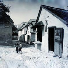 Taban, Kereszt tér 1910