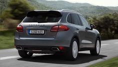 Der Porsche Cayenne S Diesel mit Biturbo-V8 #Luxusauto #Luxurycar #SUV #Supercar #Nobelio #Porsche #CayenneS