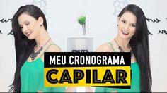 MEU CRONOGRAMA CAPILAR COMPLETO - Julia Doorman
