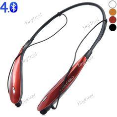 HB-800S Bluetooth 4.0 Wireless Sports Headset High-fidelity Stereo Earphone Headphone EEP-360850