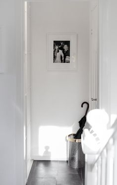 Hallway - House of Philia Entryway Stairs, Entry Hallway, Entryway Decor, Interior Photo, Room Interior, House Of Philia, Interior Decorating, Interior Design, White Houses