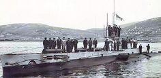 Royal Navy Submarine, Lt Commander, Military News, Naval History, Submarines, Warfare, First World, World War, Coastal