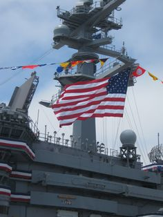 Navy Day in SD; toured ships and aircraft and saw the USS Carl Vinson