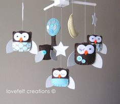 for my friends with the babies-Yay for owl details.