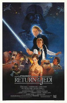Return of the Jedi - hands down, best movie of all time.