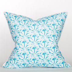 South Beach Collection Blue Breeze Pillow