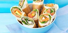 Healthy living catalog by amerimark catalog phone number free code number Healthy Summer Recipes, Healthy Menu, Healthy Dinner Recipes, Snack Recipes, Healthy Sandwiches, Wrap Sandwiches, Cas, Tacos And Burritos, Football Food