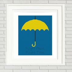 How i met your mother cross stitch Pattern/himym/modern cross stitch/marshall and lily/himym tv show/himym fan gift/tv show quotes by CrossStitchFactory on Etsy