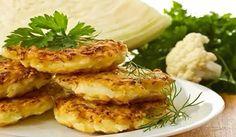Как приготовить оладьи из капусты на сковороде или в духовке