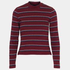 Kjole og genser - STOFF & STIL Turtle Neck, Sweaters, Fashion, Blouse, Curve Dresses, Moda, La Mode, Pullover, Sweater
