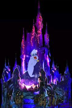Disney Villains Invade Celebrate the Magic at Magic Kingdom Park