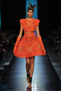 Jean Paul Gaultier Spring-summer 2014 - Couture