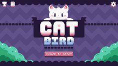Cat Bird il platform 2D vecchio stile gratis su iOS