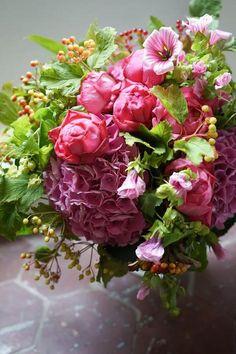 画像1: パリに花贈れます