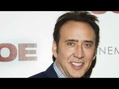 Nicolas Kim Coppola (born January known professionally as Nicolas Cage, is an American actor, director and producer. Popular People, Famous People, Leaving Las Vegas, Nicolas Cage, American Actors, Writer, Hollywood, Film, Youtube
