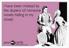 Those #romance novels are at it again!