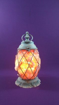Purple Salt Lamp Unique Find These Beautiful & Beneficial Himalayan Salt Lamp  Salinity Inc Decorating Design