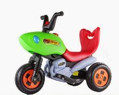 Xe máy điện trẻ em ba bánh 3013T có thiết kế theo kiểu dáng xe mô tô đua, màu sắc kết hợp nổi bật, giao hàng miễn phí tận nơi trong nội thành