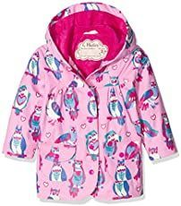 Hatley Girls' Printed Raincoats is a top gift in our house, this is a gift our 5 year old loves! Big Kids, Cute Kids, Top Gifts For Girls, Girl Toys Age 5, Girls Raincoat, Happy Owl, Cool Toys For Boys, Vinyl Raincoat, Popular Kids Toys