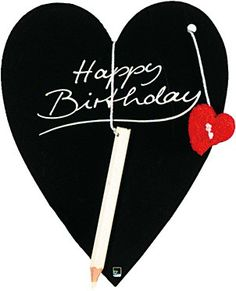 Happy Birthday Herztafel - Geschenke von Geschenkidee