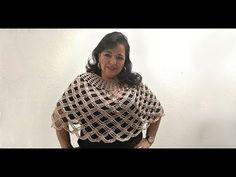 TEJE CAPA DORADA - CROCHET FÁCIL Y RÁPIDO - YO TEJO CON LAURA CEPEDA - YouTube