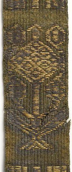 Réunion des Musées Nationaux-Grand Palais - 40 tablets brocaded 13th century
