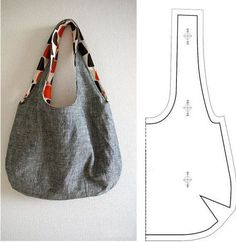 Denim Bag Patterns, Bag Patterns To Sew, Diy Bag Designs, Diy Sac, Denim Handbags, Fabric Gift Bags, Denim Crafts, Patchwork Bags, Fashion Sewing