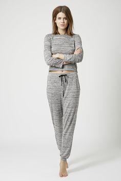 Space Dye Loungewear Sweater and Joggers - Nightwear - Clothing - Topshop