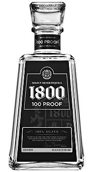 1800® Select Silver Tequila (100 PROOF), $69.00 #tequila #gifts #1877spirits