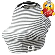 This baby car seat cover, by #JLIKA, is the perfect accessory for busy parents who want to keep their little babies shielded from wind, rain, sun and insects whi...