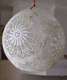 Lace Lighting by LovaucciCEP on Etsy