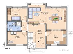 Massivhaus Aura - Dachgeschoss