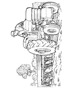 Coloring Pages Farmall Tractors. Free Coloring Pages To Print free coloring tractor of Farmall 140  BOY S COLORING BOOK
