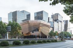Gallery of Heatherwick Studio and Foster+Partners' Bund Finance Centre in Shanghai Photographed by Laurian Ghinitoiu - 10