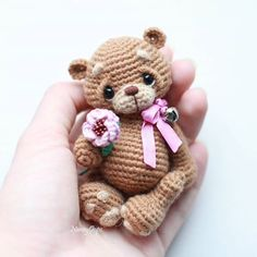 Amigurumi toys вязаные игрушки (@nansyoops) | Instagram photos and videos