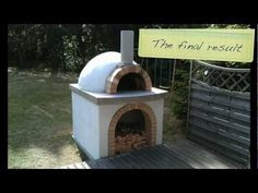 You have to wait for your pizza to bake, but you don't have to wait for this build. A time-lapse captures an outdoor pizza oven taking shape, from nothing to a finished Italian-style oven. - PopularMechanics.com