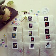 Petits kits à planter. © Papillon*Papillonnage