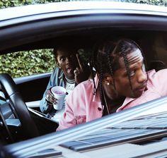 Young Thug & Travi$ Scott